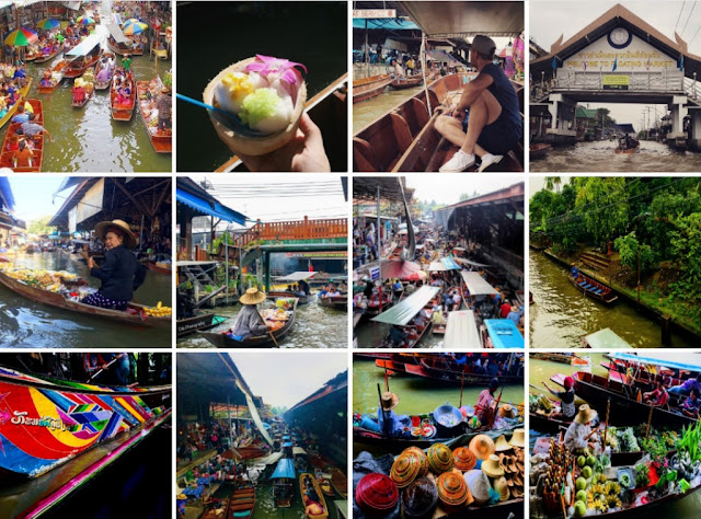 Tempat Menarik di Bangkok Thailand
