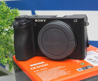 Jual Sony A6500 Body Only Bekas