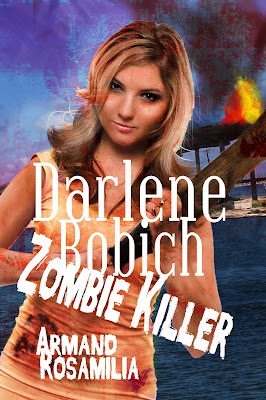 http://www.amazon.com/Darlene-Bobich-Zombie-Killer-Dying-ebook/dp/B0071BVXRA/ref=sr_1_1?s=books&ie=UTF8&qid=1439106912&sr=1-1&keywords=armand+rosamilia