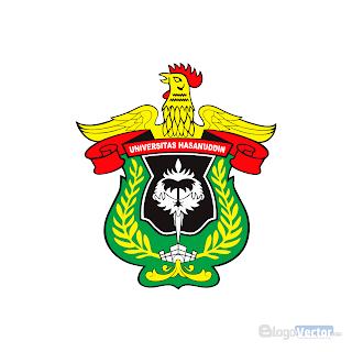 Universitas Hasanuddin Logo vector (.cdr)