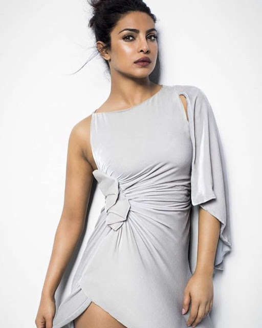 Quantico Star Priyanka Chopra Features on New York Post