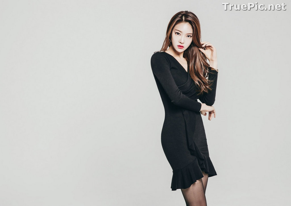 Image Korean Beautiful Model – Park Jung Yoon – Fashion Photography #11 - TruePic.net - Picture-29