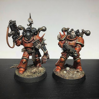 Koltti - Instagram. Some amazing conversions and paint scheme.