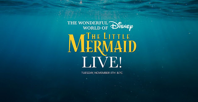 'Little Mermaid Live!' - John Stamos and Graham Phillips Join Cast