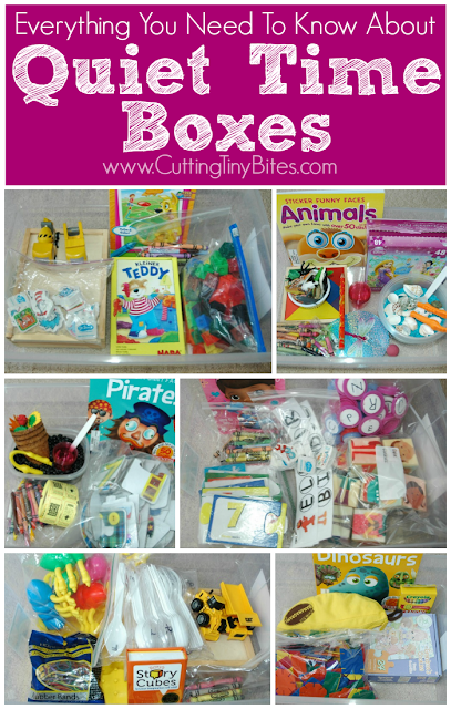 Keep Kids busy this summer with Busy Boxes