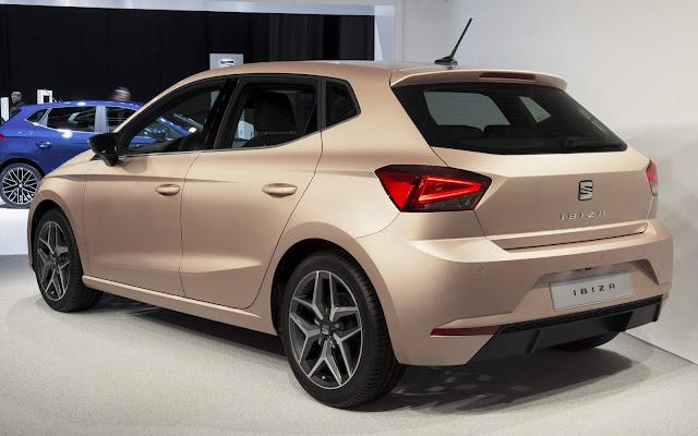 novo Seat Ibiza 2018/VW Gol 2018