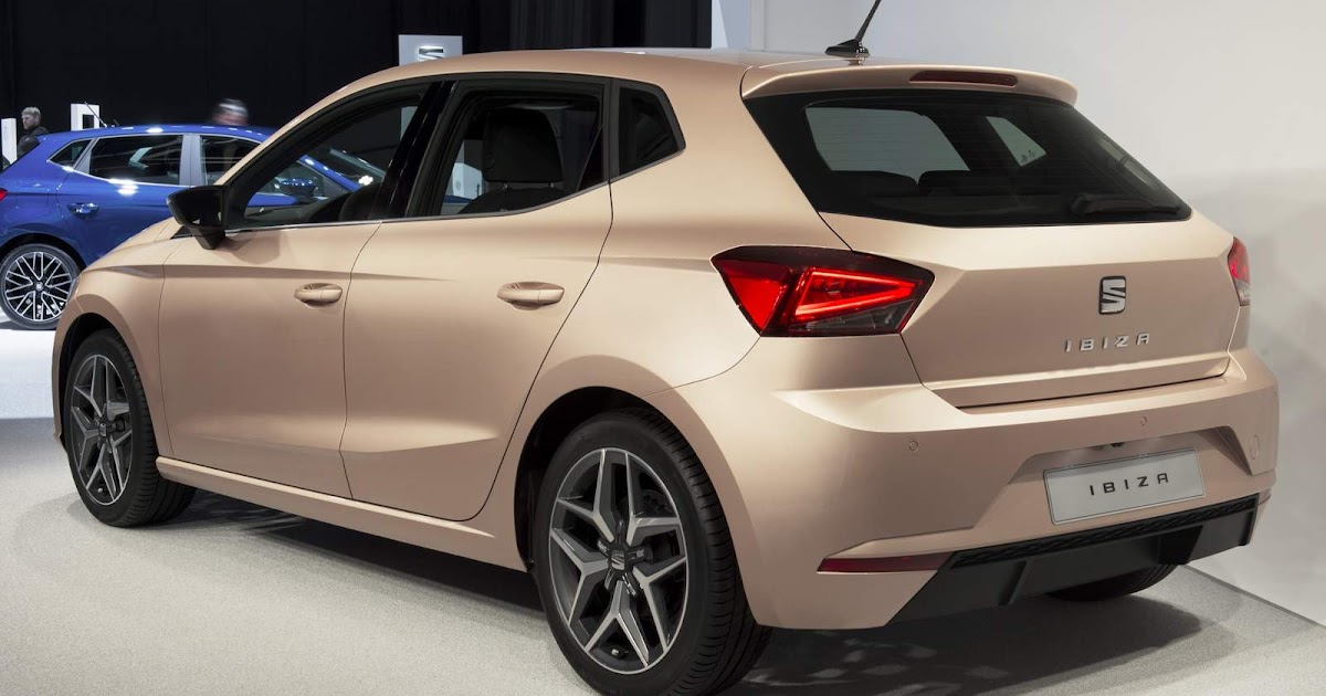 Primo do novo VW Gol 2018, Ibiza é mostrado em Genebra