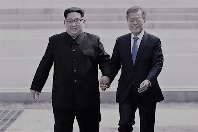 Trump, Putin, Xi,  and Korean Reunification