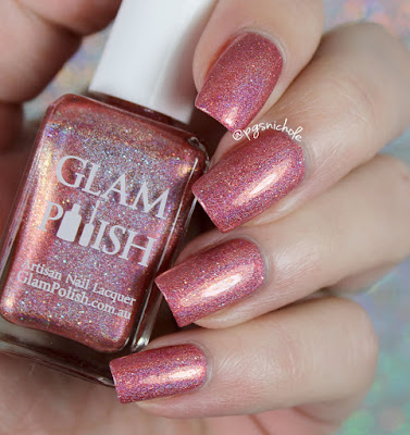 Some Like It Hot by Glam Polish