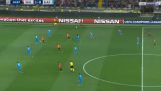 فيديو : نابولي يخسر من شاختار دونيتسك بهدفين  مقابل هدف 13-09-2017 دوري أبطال أوروبا