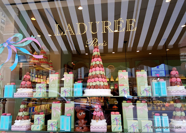 Confeitaria francesa Ladurée, Nova York