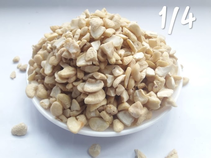 Cashew Nuts ( Item - 1/4) 250 gms by Sucharita Debnath in shyamnagar