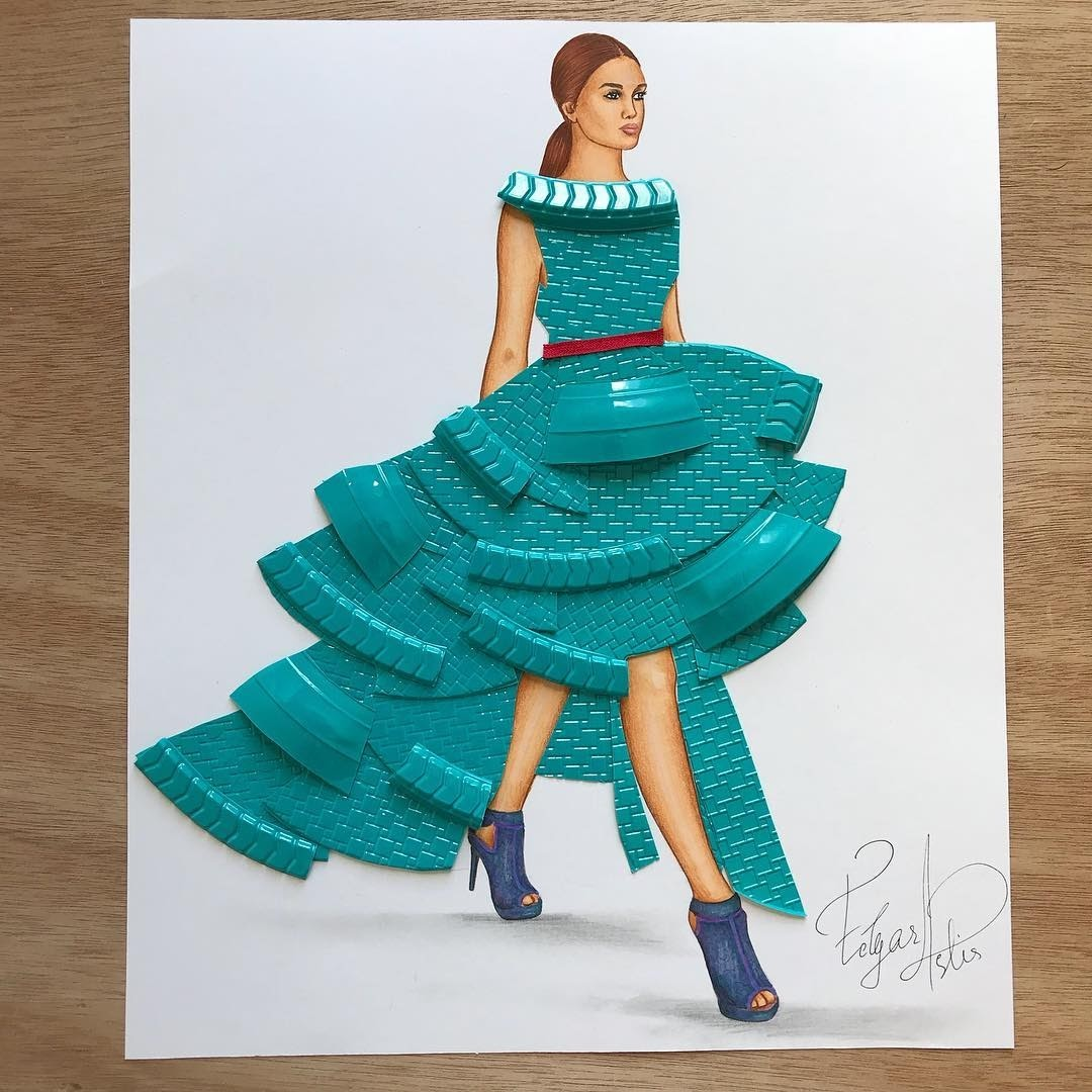 15-Plastic-Plates-Edgar-Artis-Multimedia-Drawings-and-Food-Art-Dresses-www-designstack-co