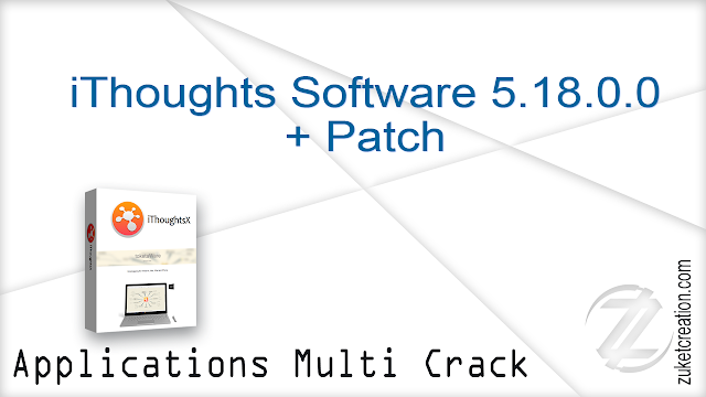 iThoughts Software 5.18.0.0 + Patch   |   23 MB