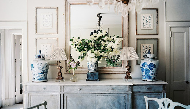 Lush Fab Glam Blogazine Home Decor Trends White And Blue
