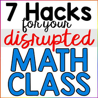 7 Hacks That Will Change Your Disrupted Math Class
