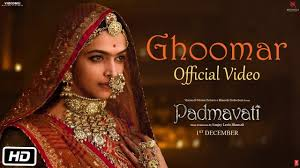 Soundtrack Padmavati Ghoomar Song Lyrics