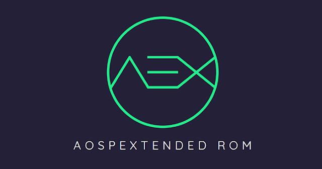 AospExtended v8.0 - Android 11 GSI ROM
