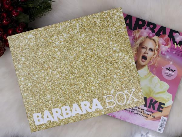 """Barbara Box """"Goldstück"""""""