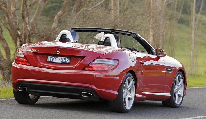 2016 Mercedes SLC300 and SLC43 AMG news and specs with photo gallery