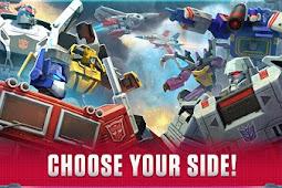 Transformers: Earth Wars Apk Mod (Unlimited Energy)