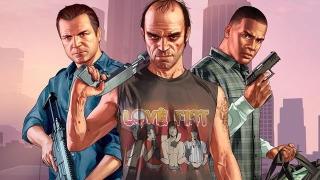 GTA V/Rockstar Games/Reprodução