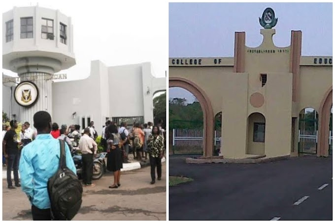 UI – FCE (Special) Oyo Degree Admission List for 2019/2020 Academic Merit & Supplementary Is Out