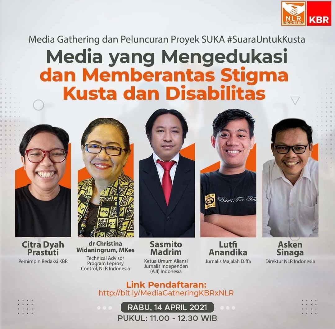 Kusta dan peran media