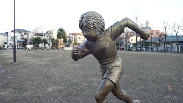 Patung Taro Misaki