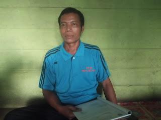 Kepala Dusun Silap Anen