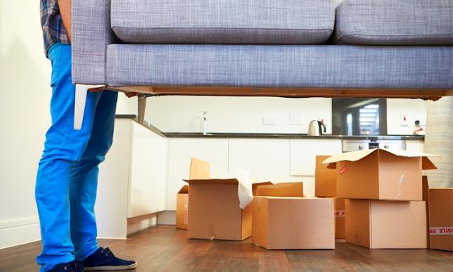 apa perlu buat bila pindah masuk rumah baru