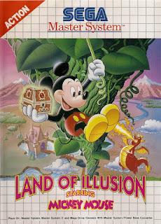 Jogo Land of Illusion Mickey Mouse online gratuito