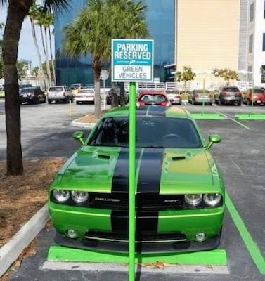 For green cars...#funnyjokes, www.funnyjokes.com