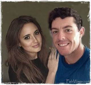 Rory Mcilroy With Rumored Ex Girlfriend Nadia Forde