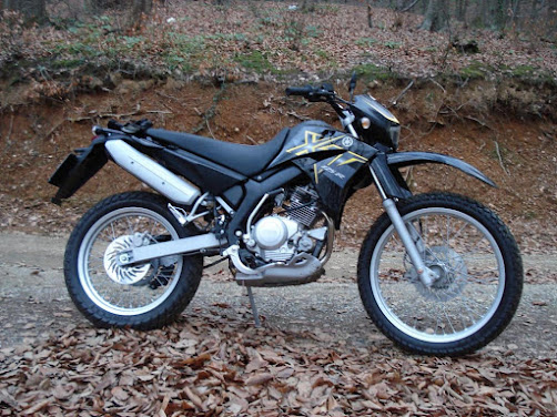 Yamaha XT125 will not start , common problems and troubleshooting