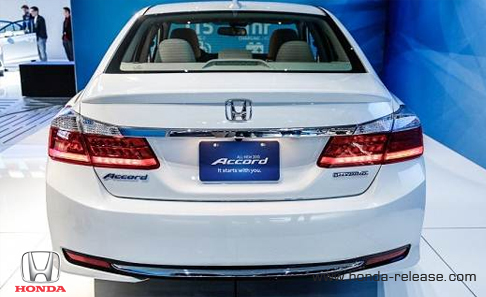 2017 Honda Accord Hybrid Lease
