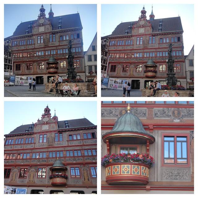 Roteiro de algumas horas em Tübingen (Alemanha)
