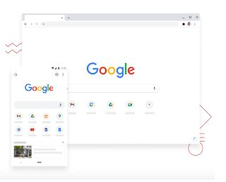تحميل وتنزيل برنامج جوجل كروم