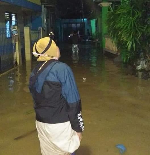 Nur Amalia, Banjir dan Tunanetra Manado yang Kehilangan Al Qur'an Braile