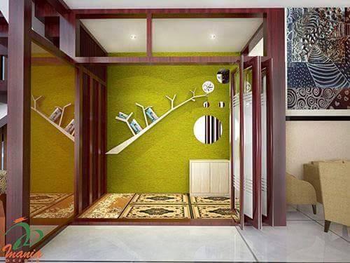 31 Desain Mushola Minimalis Dalam Rumah 1000 Desain Rumah
