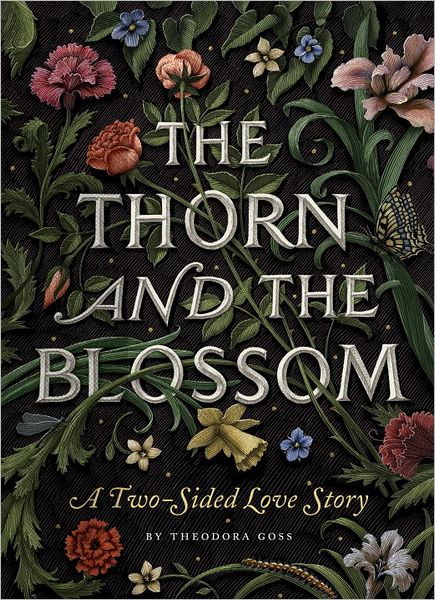 Release Day Review - The Thorn and the Blossom - 5 Qwills