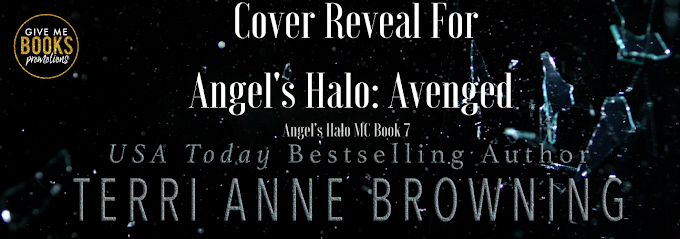 COVER REVEAL PACKET - Angel's Halo: Avenged by Terri Anne Browning