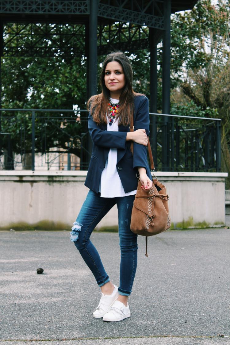 look entretiempo comodo blog moda leon