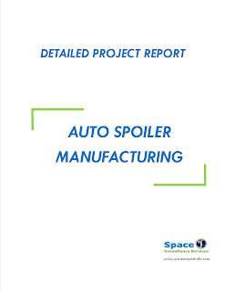 Project Report on Auto Spoiler Manufacturing