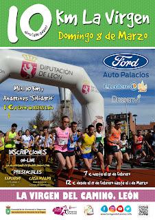 Clasificaciones 10 Km La Virgen