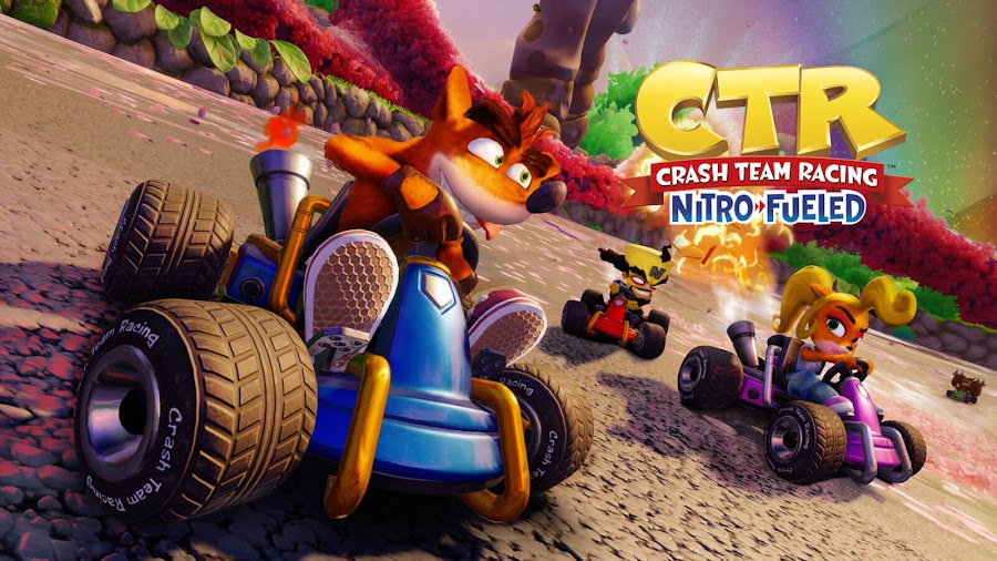 crash team racing remastered ctr nitro fueled adventure mode beenox activision