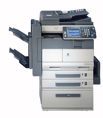seconds or less together with powerhouse monthly duty cycle of upwards to  Konica Minolta Bizhub 350 Driver Downloads