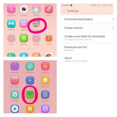 Muncul Iklan pada Xiaomi REDMI NOTE 3