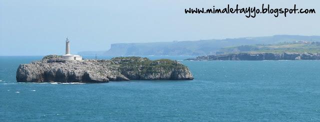 Isla de Mouro en Santander
